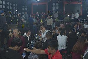 Đắk Lắk: Bắt khẩn cấp nhóm sử dụng ma túy trong quán bar