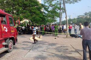 Hà Nội: Xe PCCC gây tai nạn, 1 người đàn ông tử vong