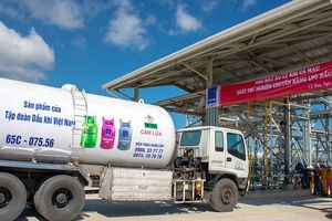 PVN – GAS: Ký thỏa thuận về cung cấp khí từ mỏ TUNA