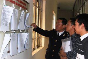 Tăng cường thực hiện kiểm tra trị giá những mặt hàng NK nhiều cuối năm