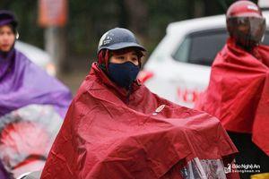 Thời tiết 28/11: Không khí lạnh tăng cường gây mưa lớn diện rộng ở Trung bộ