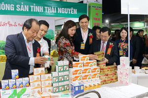250 gian hàng tham gia Hội chợ nông nghiệp công nghệ cao tỉnh Nghệ An 2018