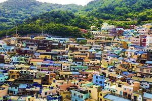 Hàn Quốc gia hạn visa 5 năm rồi, còn ngại ngần gì mà không đi để khám phá ngôi làng Lego đầy màu sắc