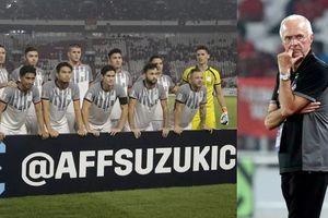 HLV Eriksson tuyên bố bất ngờ về Philippines khi vắng 5 trụ cột trước trận bán kết với Việt Nam
