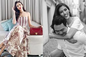 Tận hưởng hạnh phúc lứa đôi với ông xã Tuấn John, Lan Khuê thấy 'ngày nào cũng như đi event'