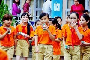 Vinamilk sẽ cung cấp sữa học đường cho học sinh Hà Nội từ 1/1/2019