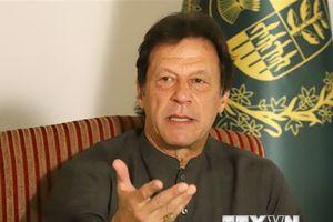 Thủ tướng Imran Khan: Pakistan sẵn sàng cải thiện quan hệ với Ấn Độ