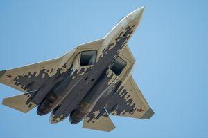 Tên lửa của tiêm kích Su-57 Nga tăng gấp đôi tầm bắn