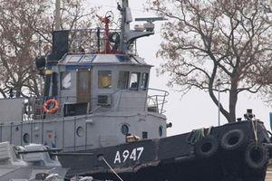 Nga sẽ đưa 24 thủy thủ Ukraine ra xét xử vì xâm phạm lãnh hải