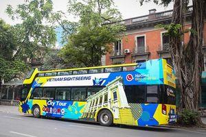 Tuyến xe bus mui trần thứ 2 chính thức vận hành từ ngày 30/11