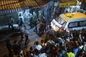 Vụ cháy nhà trọ 2 người chết: Khởi tố ông Hiệp 'khùng'