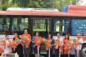 TP.HCM đưa 26 xe buýt phòng chống quấy rối tình dục vào hoạt động
