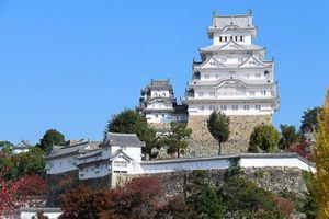 Chiêm ngưỡng vẻ đẹp cổ kính của lâu đài Himeji, Nhật Bản