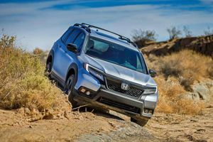 Honda giới thiệu mẫu SUV Passport 2019 mạnh mẽ và cơ bắp