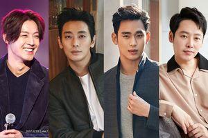 Joo Ji Hoon tái ký lần 3 với công ty quản lý của Kim Soo Hyun, Kim Hyun Joong và loạt sao nổi tiếng