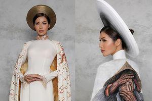 'Bí mật' phía sau trang phục dân tộc của Minh Tú có làm fan chạnh lòng?