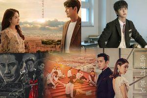 Phim truyền hình Hàn Quốc tháng 12: Phim của Hyun Bin, Park Shin Hye và Yoo Seung Ho được mong chờ nhất