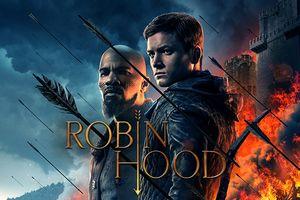 Review phim 'Robin Hood 2018': Khi chàng 'Kingsman' Taron Egerton buông súng để cầm cung tên
