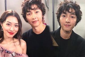 Khán giả Hàn nói về tóc xoăn mới của ông xã Song Hye Kyo: 'Song Joong Ki sao thế?, gầy ốm sau khi kết hôn'