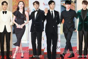 Thảm đỏ 'Asia Artist Awards 2018': Lee Da Hee tỏa sáng cùng Cha Eun Woo, L (Infinite) và Choi Tae Joon