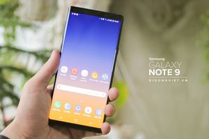 Galaxy Note 9 512 GB chính hãng giảm giá 7 triệu đồng