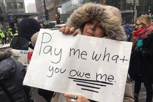 Canada: Hơn 50.000 sinh viên biểu tình vì thực tập sinh không được trả lương