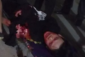 Điện Biên: Hỗn chiến giữa tiệc sinh nhật, 4 người bị thương nặng