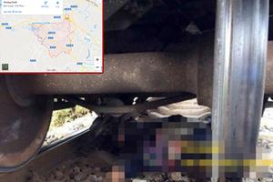 Vĩnh Phúc: Đi qua đường sắt không quan sát, người phụ nữ bị tàu cán nát chân