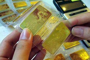 Giá vàng tiếp tục giảm, thị trường giao dịch ảm đạm