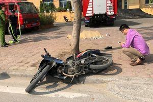 Hà Nội: Va chạm với xe cứu hỏa người đàn ông tử vong tại chỗ