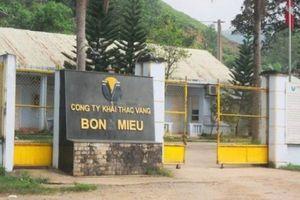 Công ty vàng Bồng Miêu phá sản, nợ gần 1.000 tỷ đồng