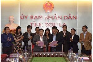 Hapro hợp tác tỉnh Sơn La, Hải Dương đẩy mạnh tiêu thụ nông sản