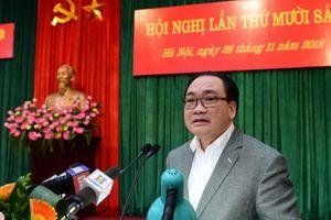 Hà Nội tiếp tục nâng cao năng lực, hiệu quả hoạt động của hệ thống chính trị trong năm 2019