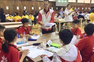 36 học sinh Hà Nội đoạt thành tích cao tại kỳ thi 'Vô địch các đội tuyển Toán thế giới'