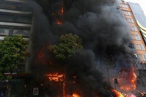 Kịp thời ngăn chặn, giải quyết các vụ cháy nổ