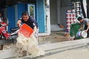 TP Hồ Chí Minh tiếp tục khắc phục hậu quả sau trận mưa kỷ lục