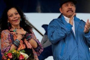 Mỹ đóng băng tài sản trừng phạt cả vợ Tổng thống Nicaragua