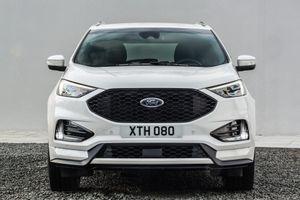 Bản nâng cấp Ford Edge 2019 tràn ngập công nghệ