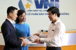 Bảo hiểm VNI đạt tốc độ tăng trưởng đứng thứ 2 thị trường