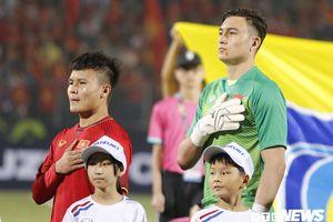 Vì sao Đặng Văn Lâm không nằm trong đội hình tiêu biểu vòng bảng AFF Cup?