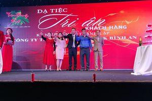 Bình An kỷ niệm 10 năm thành lập và hội nghị tri ân khách hàng