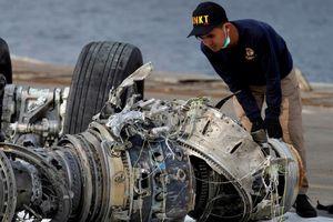 Indonesia công bố báo cáo đầu tiên về vụ rơi máy bay Lion Air