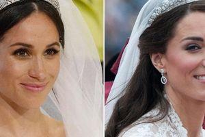 So sánh nhan sắc, tài năng của 2 nàng dâu hoàng gia Anh Kate và Meghan giữa tin đồn mâu thuẫn