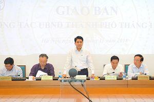 Hà Nội: Siết chặt công tác chống buôn lậu, gian lận thương mại trong dịp Tết