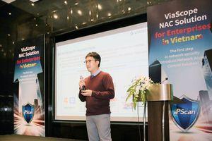 Hãng công nghệ Hàn Quốc ra giải pháp giúp doanh nghiệp Việt bảo mật môi trường mạng