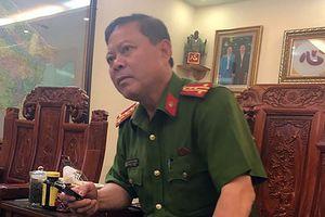 Bộ Công an vào cuộc vụ trưởng Công an TP Thanh Hóa bị tố