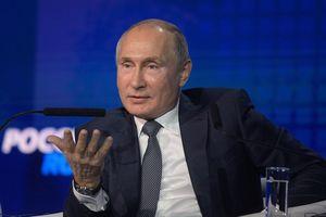 TT Putin nói vụ nổ súng bắt tàu Ukraine là 'hợp pháp'