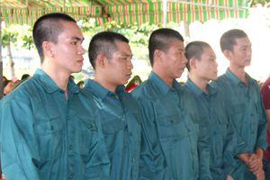 9 bị cáo chặn xe, tấn công trụ sở Cảnh sát PCCC ở Bình Thuận lĩnh án