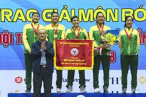 Đại hội Thể thao toàn quốc lần VIII: TP.HCM thắng lớn ở môn bóng rổ