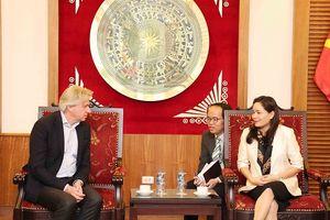 BTC Hội chợ sách Frankfurt phối hợp với Việt Nam phát triển hệ thống thư viện, văn hóa đọc